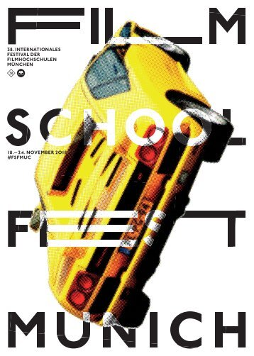 FILMSCHOOLFEST MUNICH Magazin 2018