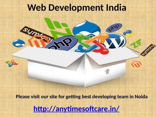 Change Web Site Design And Strategy According Current Status| Services