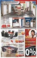 Viele Möbel und Küchen noch vor dem Fest! Mega Möbel in Schwandorf und Weiden - Page 3