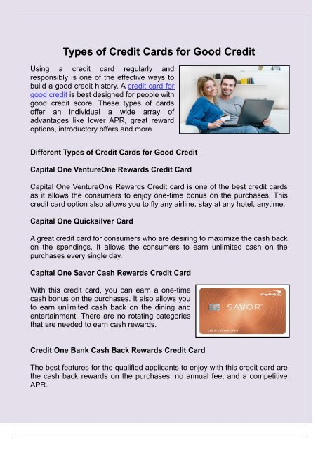 Best capital one credit card no annual fee