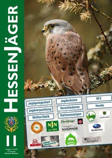 HessenJaeger 11/2018 E-Paper