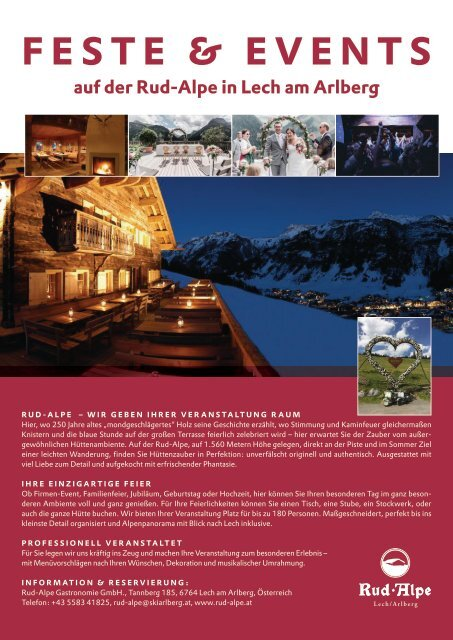 Feste  Events_Rud-Alpe