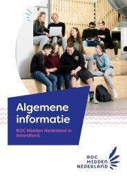 ROC Midden Nederland in Amersfoort - Algemene informatie