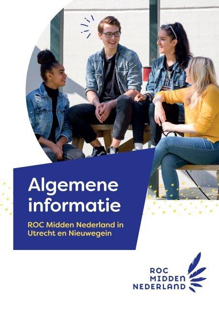 ROC Midden Nederland in Utrecht en Nieuwegein - Algemene informatie