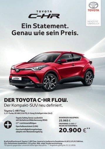 Toyota Herbstdeals by Herbrand-Jansen