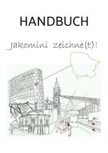 Handbuch Café Jakomini zeichne(t)