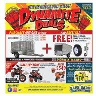 Online Mailer -Dynamite Deals