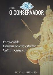 O Conservador - Porque todo homem deve estudar cultura clássica