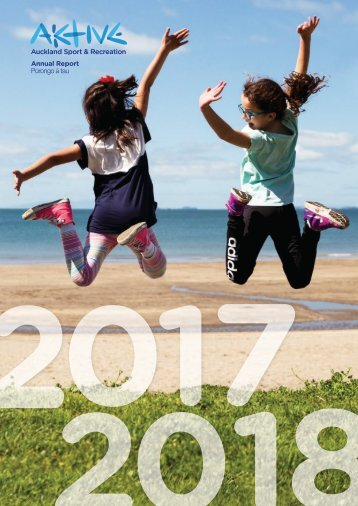 Aktive Full Annual Report 2017/18