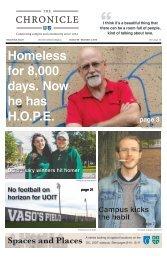 Durham Chronicle 18-19 Issue 01