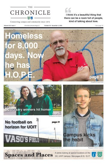 Durham Chronicle 18-19 Issue 01