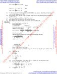 BÀI TẬP ĐỘNG HỌC - CACBOHIĐRAT - HIĐROCACBON - TỔNG HỢP PHẦN HÓA HỮU CƠ DÙNG CHO ÔN THI HSG QG - Page 5