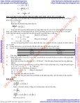 BÀI TẬP ĐỘNG HỌC - CACBOHIĐRAT - HIĐROCACBON - TỔNG HỢP PHẦN HÓA HỮU CƠ DÙNG CHO ÔN THI HSG QG - Page 6