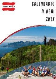 Calendario trekkilandia 2018