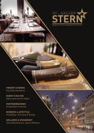 St. Galler Stern Ausgabe 2 online - Hochglanzmagazin