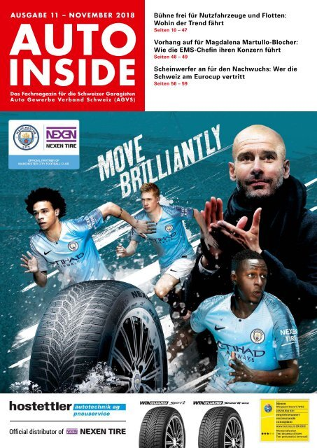 AUTOINSIDE Ausgabe 11 – November 2018