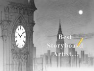 Best Storyboard Artist In London, UK