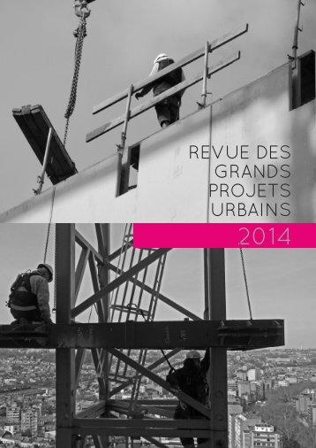 Revue des grands projets urbains 2014