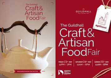 Guildhall Craft & Artisan Food Fair