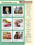 Food Beverages And Hospitality October 2018 - Page 6