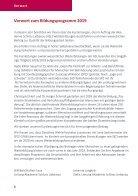 Bildungsprogramm 2019 - Akademie Schloss Liebenau - Page 4