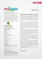 Mediworld September-October 2018_Final Draft - Page 3