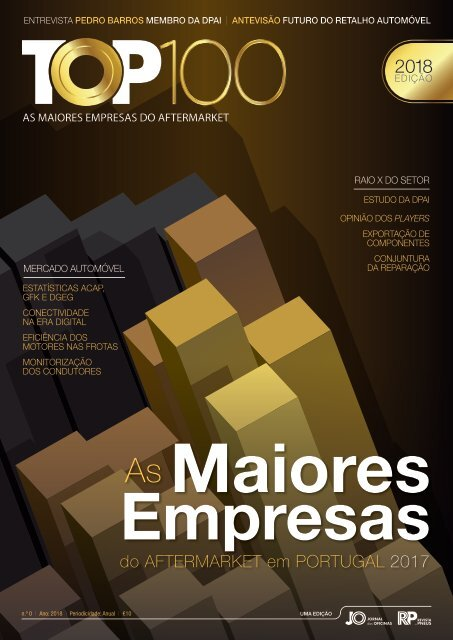 TOP 100 As Maiores Empresas do Atermarket