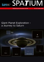 Giant Planet Exploration - a Journey to Saturn