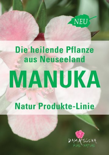 Flyer_Produkteline_Manuka_2018