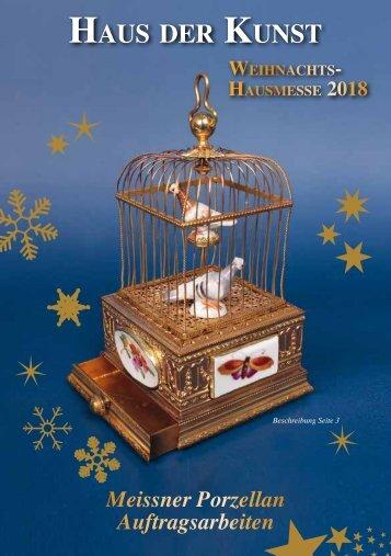 Weihnachtshausmesse 2018