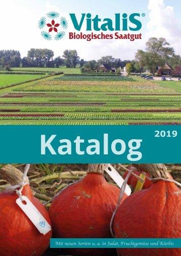 Katalog Biologisches Saatgut 2019