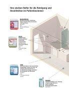Patientenzimmer Reinigung und Desinfektion - Page 2