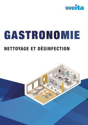 Gastronomie nettoyage et désinfection W