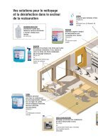 Gastronomie nettoyage et désinfection W - Page 2