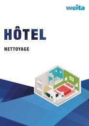 Hôtel nettoyage W