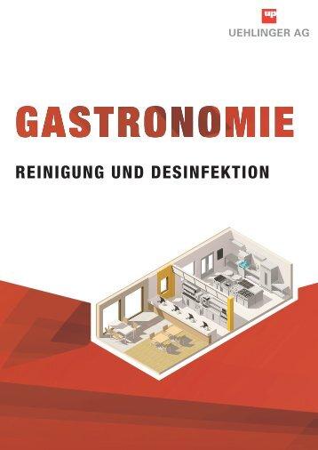Gastronomie Reinigung und Desinfektion