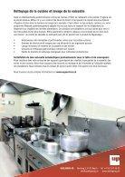 Gastronomie nettoyage et désinfection - Page 4