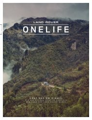 Land Rover ONELIFE 37 - DE