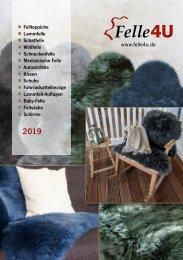 Felle4U.de - Katalog 2019