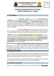 PP24_2018 Contratação de Seriços Médicos RE_PUBLICAÇAO