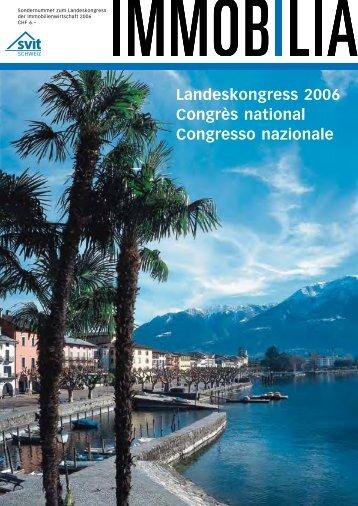 Sondernummer Landeskongress 2006
