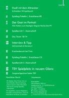 TSV Palmbach Saison 18-19 Heft 6 - Page 3