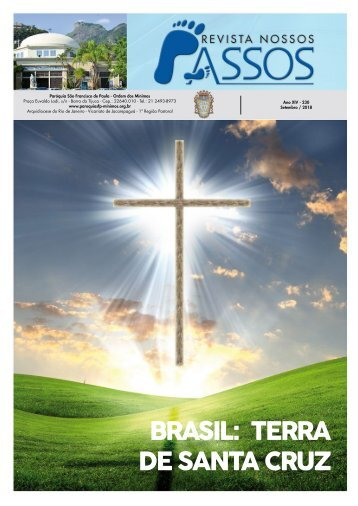 Revista Nossos Passos Setembro