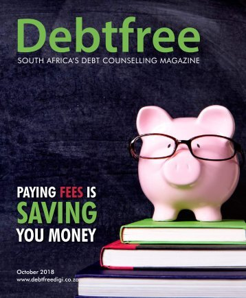 Debtfree October 2018