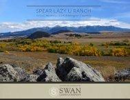 Spear Lazy U Ranch Offering Brochure 10-29-18