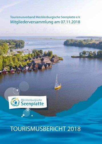 Tourismusbericht 2018