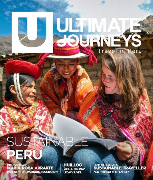 UJ #19 - Sustainable Peru