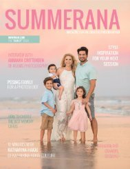 SUMMERANA MAGAZINE| NOVEMBER 2018