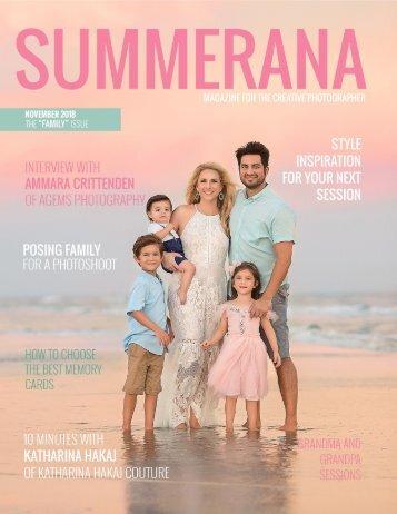 SUMMERANA MAGAZINE| NOVEMBER 2018