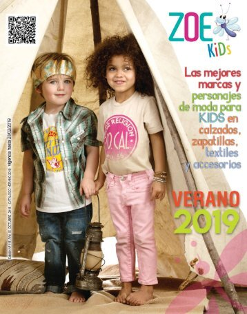 Zoe Express - Kids Verano 19